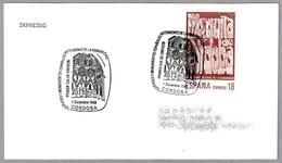 MEZQUITA DE CORDOBA - Patrimonio De La Humanidad. SPD/FDC Cordoba, Andalucia, 1988 - Mezquitas Y Sinagogas