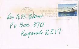 31537. Carta CORRIMAL (N.S.W) Australia 1983. Slogan Post Service - 1980-89 Elizabeth II