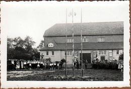 Photo Originale Guerre 1939-45 Jeunes Filles Du III Reich & Bund Deutscher Mädel (BDM) Nazisme & Endoctrinement - Guerre, Militaire