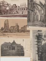 N 36  Lot 100 CPA Différentes De La Guerre 14-18 - Postcards