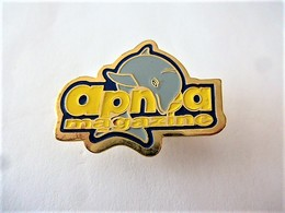 PINS SPORT PLONGEE APNEA MAGAZINE DAUPHIN   / 33NAT - Diving