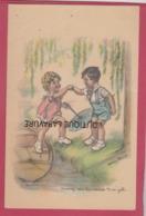 ILLUSTRATEUR---G-BOURET---Donnez Moi La Main Mam'zelle - Bouret, Germaine