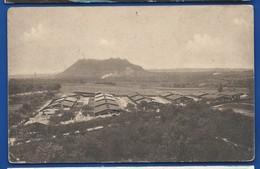 LUDWIGSBURG-ELGLOSHEIM    Kriegsgefangenen-Lager      écrite En 1917 - Ludwigsburg
