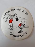 Nivelles Roman Volley Club - Stickers