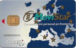 Spain - Telefonica Movistar - Mapamundi - Full ISO GSM SIM - Telefonica