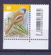 Belgie - 2019 - OBP -  ** Baardmannetje  - Vogels - A.Buzin ** - 1985-.. Birds (Buzin)