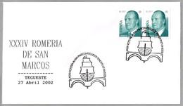 XXXIV ROMERIA DE SAN MARCOS. Tegueste, Canarias, 2002 - Cristianismo