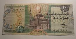 2001/04 - Egypte - Egypt - 20 POUNDS - 68/28332951 - Aegypten