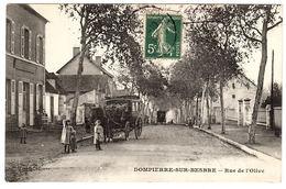 DOMPIERRE SUR BESBRE (03) - Rue De L'Olive - Ed. Troncy - France
