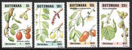 Botswana, Scott # 239-42 MNH Christmas, 1979 - Botswana (1966-...)