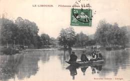 En Limousin (87) - Pêcheurs Sur La Vienne - Other Municipalities