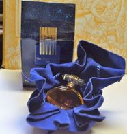 Flacon Miniature De Parfum VAN CLEEF & ARPELS Avec Sa Pochette Velour - Miniatures (sans Boite)
