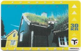 Faroe - Faroese Telecom (Magnetic) - Reyn - 30Kr. - 14.050ex, Used - Faroe Islands