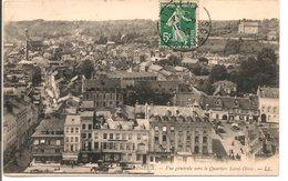 L35B061 - Lisieux - Vue Générale Vers Le Quartier St Désir - LL - Lisieux