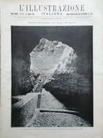 L'Illustrazione Italiana 21 Agosto 1921 Grotte Di Postumia Isola Lagosta Genova - Libri, Riviste, Fumetti