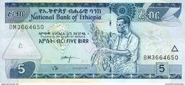 ETHIOPIA 5 BIRR 2013 (EE2005) P-47f UNC [ET331d] - Ethiopia