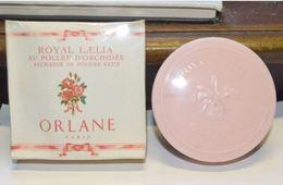 Vintage Poudre Royal Laelia Orlane Neuve - Produits De Beauté