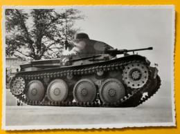 8084 - Suisse Panzer Wehrvorführungen Landesausstellung Zurich 01.08.1939 - Matériel