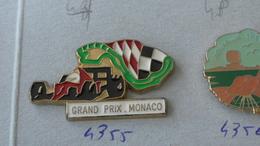 GRAND PRIX MONACO FORMULE 1 - Automobile - F1