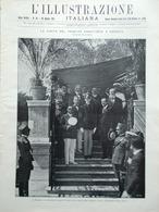 L'Illustrazione Italiana 28 Agosto 1921 Jean Bulhak Isarco Bressanone Fotografia - Libri, Riviste, Fumetti