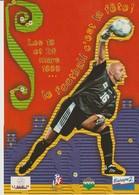 C.P. - PHOTO - LE FOOTBALL C'EST LA FÊTE - LES 19 ET 20 MARS 1999 - CARTE COM - Football