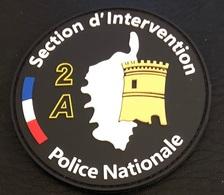 ECUSSON SECTION D'INTERVENTION DE LA POLICE NATIONALE CORSE DU SUD - Police & Gendarmerie