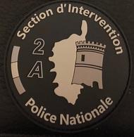 ECUSSON SECTION D'INTERVENTION DE LA POLICE NATIONALE CORSE DU SUD BV - Police & Gendarmerie