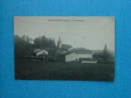MONTFLEUR ( Jura) Le Château - Otros Municipios