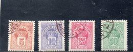 MONTENEGRO 1907 O - Montenegro