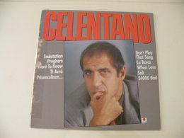 Adriano Celentano Best Of 1974-76-77-79 - (Titres Sur Photos) - Vinyle 33 T LP - Vinyl-Schallplatten