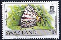 SWAZILAND Mi. Nr. B 617 O (A-3-15) - Swaziland (1968-...)
