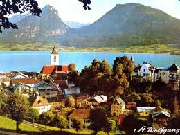 AK St. Wolfgang, Die Perle Des Salzkammerguts - St. Wolfgang