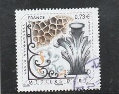 FRANCE 2017 FERRONNIER D ART OBLITERE - YT 5135 - - France