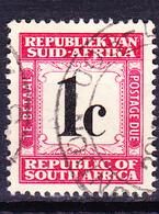 Südafrika RSA - Porto/taxe (MiNr: 51) 1961 - Gest Used Obl - Timbres-taxe