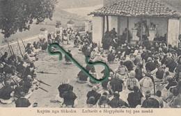 Shkodër , Shkodra , Scutari , Scodra - Meshë Katolike Romake , Messe Catholique , Römisch-katholische Messe - Albanie