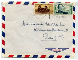 Yvert 273 & 283 Sur Lettre - Cote Maury 30 Euros - R 5601 - Briefe U. Dokumente