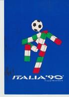 C.P. - PHOTO - ITALIA 90 - FOOTBALL - Football
