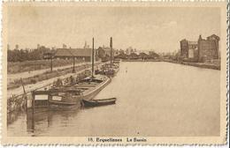 Erquelinnes   *  Le Bassin (peniche) - Erquelinnes