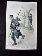 Paris Hergestellt Frankreich Telegraphiste Ca. 1910 ? Sammlungsauflösung - Uniformen