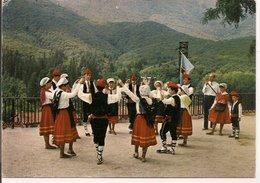 L35B079 -  Folklore Catalan - La Sardane Par Le Groupe De St Laurent De Cerdans - Danses