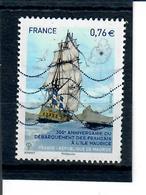 Yt 4979 Anniversaire Du Debarquement Des Français A L'ile Maurice - France