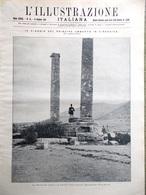 L'Illustrazione Italiana 9 Ottobre 1921 Vita Nazario Sauro Scala Milano Barbera - Libri, Riviste, Fumetti