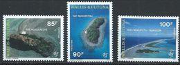 Wallis Et Futuna YT 473-475 XX / MNH - Wallis-Et-Futuna