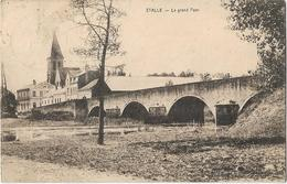 Etalle   *  Le Grand Pont - Etalle