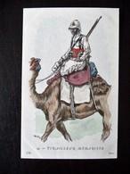 Paris Hergestellt Frankreich TIRAILLEUR MEHARISTE Ca. 1910 ? Sammlungsauflösung - Uniformen