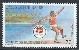 Wallis Et Futuna YT 479 XX / MNH Lancer De Javelot Sport - Wallis-Et-Futuna
