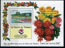 FRANCE 1994 BLOC YVERT BF 16 NEUF LUXE Cote 12e - Sheetlets