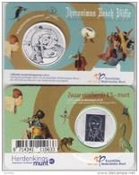 @Y@    NIEUW  Nederland     Coincard 5 Euro Jeronimus  Bos    2016  UNC  NIEUW - Paises Bajos