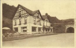 Falaën -- Hôtel La Truite D' Or. (2 Scans) - Onhaye