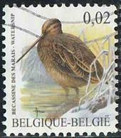 Belgique 2003 Yv. N°3192 - Bécassine Des Marais - Oblitéré - 1985-.. Birds (Buzin)